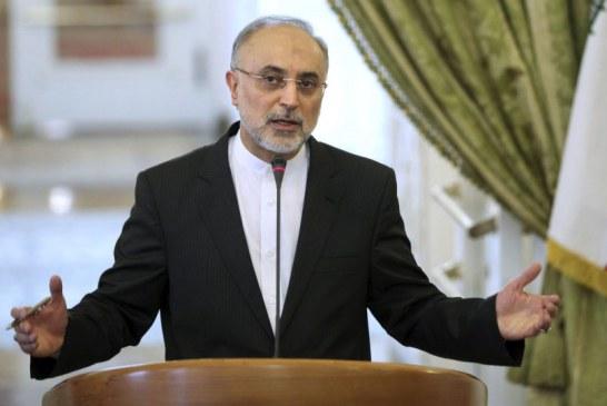 رئیس سازمان انرژی اتمی: تهدیدات لفظی و رسانهای خللی در عزم ملت ایران ایجاد نمیکند