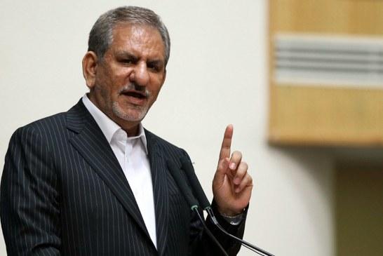 هشدار جهانگیری به احمدینژاد