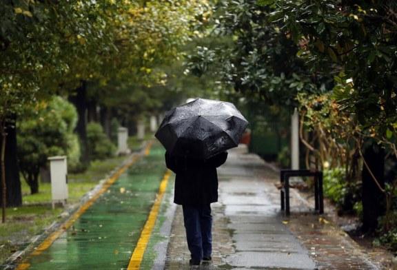 ورود سامانه بارشی جدید به کشور