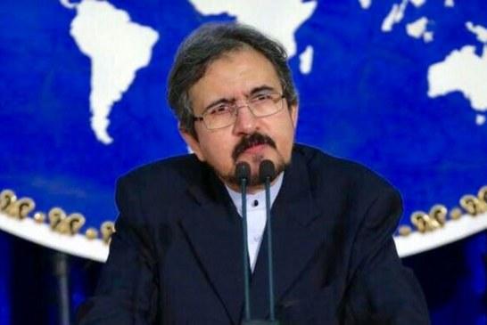 سخنان پمپئو دخالت در امور داخلی ایران است