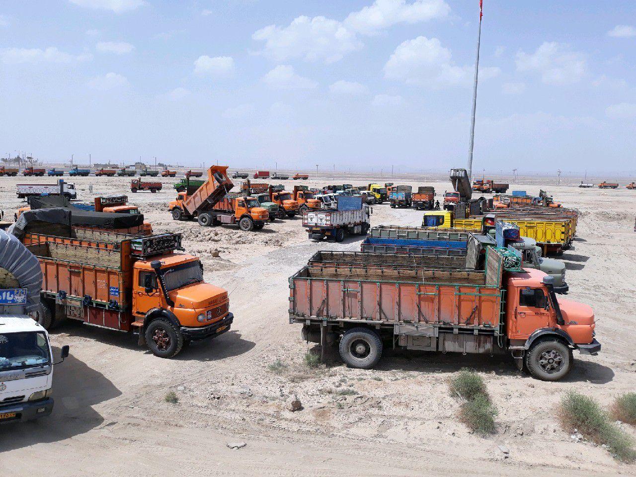 کامیون داران پایتخت بخوانند