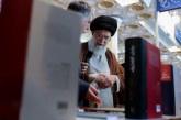 حضور رهبر انقلاب در نمایشگاه بین المللی کتاب