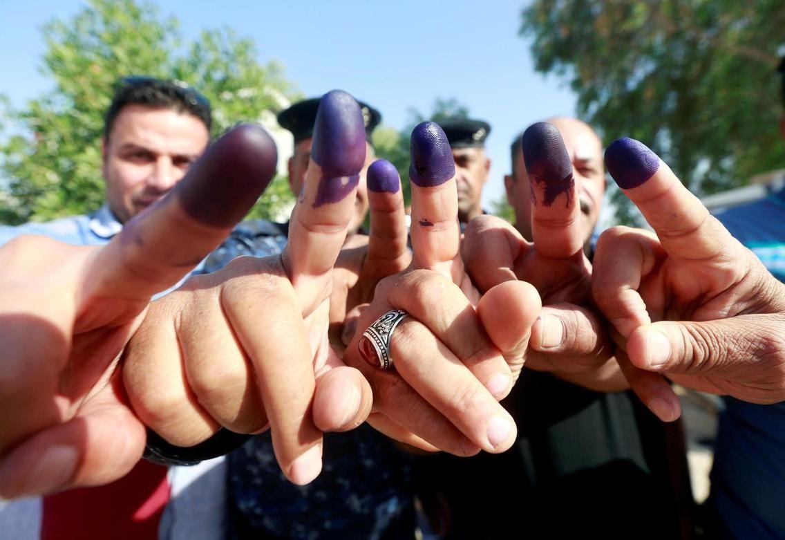 نتایج نهایی انتخابات پارلمانی عراق