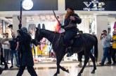حمله داعشی ها به سینما کوروش+تصاویر