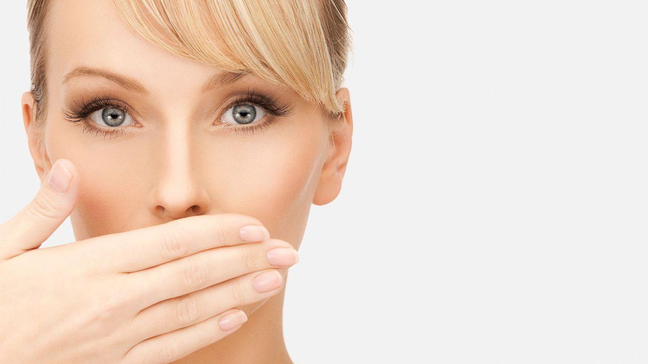 توصیه هایی برای پیشگیری از بوی بد دهان