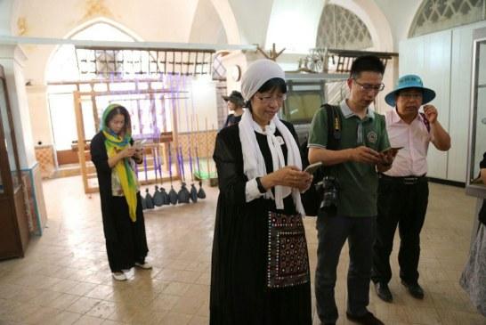 اندر احوال ولخرجترین گردشگران دنیا در ایران