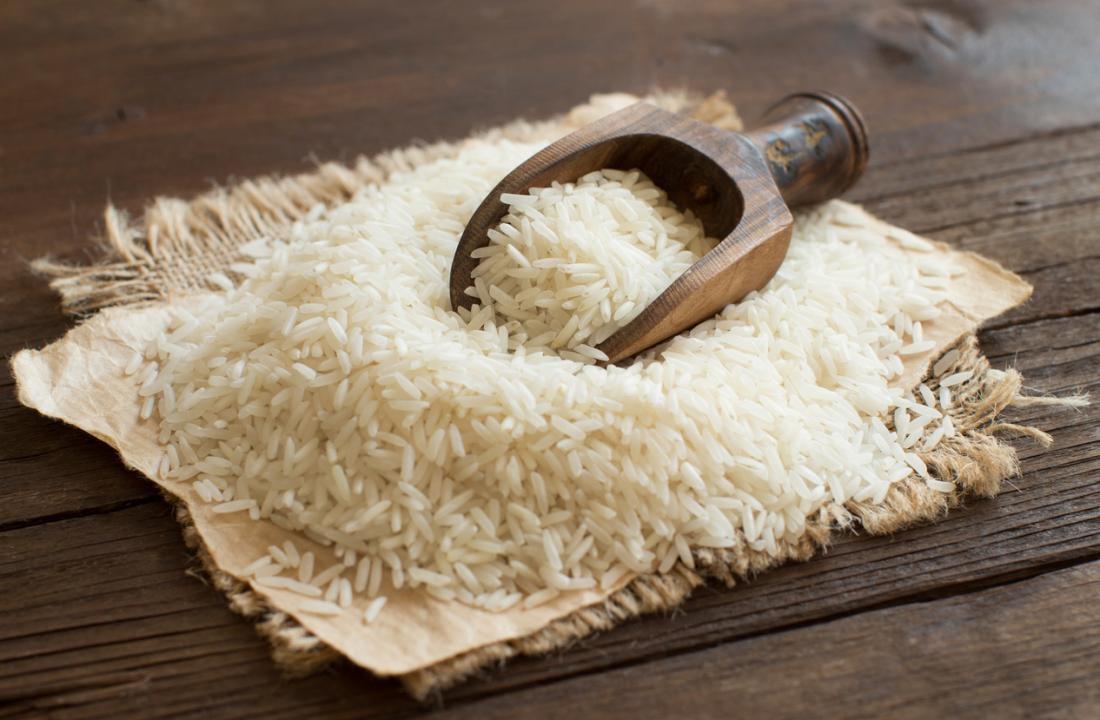 ترفندهایی با برنج : یک پیمانه برنج در کمد بگذارید و تاثیر شگفت انگیزش را ببینید