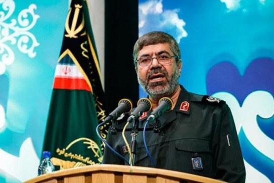 مشت آهنین سپاه آماده تحمیل هزینه های مستقیم به حامیان تروریست