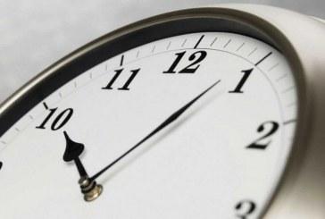 شبانه روز ۲۵ ساعت میشود!