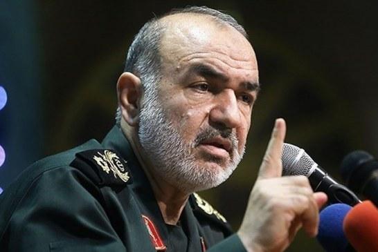 سردار سلامی: جنگ امروز جنگ اقتصادی و روانی است