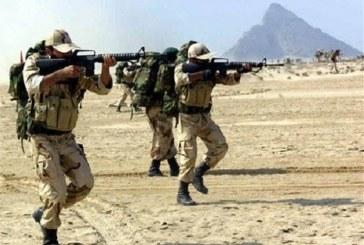 انهدام یک تیم تروریستی در منطقه مرزی اشنویه