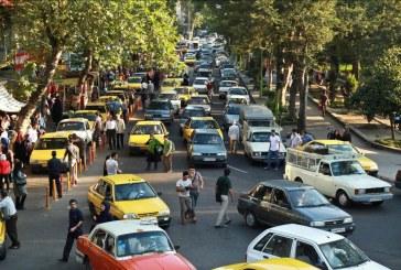 ساعات اجرای طرح ترافیک به حالت عادی بازگشت