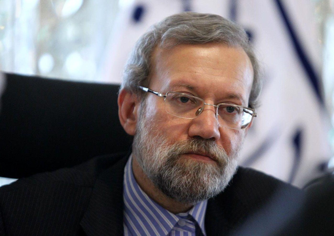 لاریجانی: مفهوم نه شرقی نه غربی قلم قرمز بر روابط دیپلماتیک نیست
