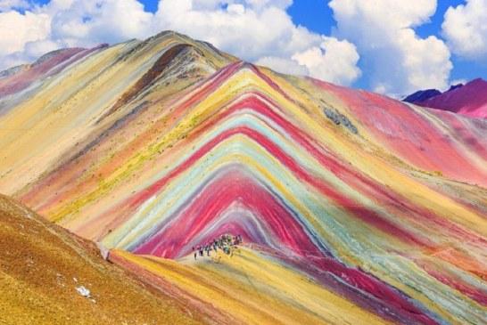 گزارش تصویری/  رنگارنگ ترین پدیده های طبیعی دنیا