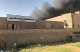 آتش سوزی در مخازن حاوی آراء انتخابات پارلمانی عراق