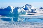زمین بزرگترین کوه یخی اش را از دست داد + تصویر
