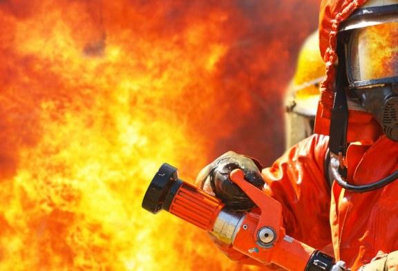 آتشسوزی در یک پاساژ با انگیزه ی کلاهبرداری