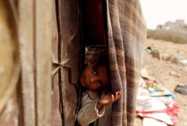 اردوگاه آوارگان جنگی در صنعا+ تصویر
