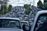 ترافیک نیمه سنگین در آزادراه کرج به تهران
