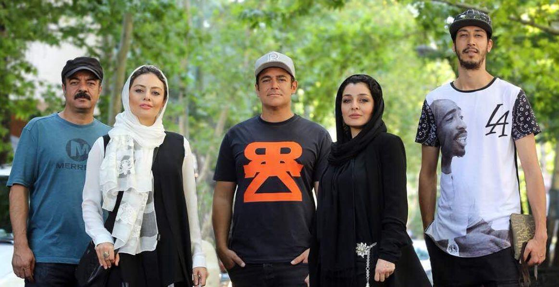 تصویری که محمد رضا گلزار از فیلم