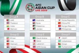جزییات بازی های تیم ملی فوتبال ایران در جام ملت های آسیا