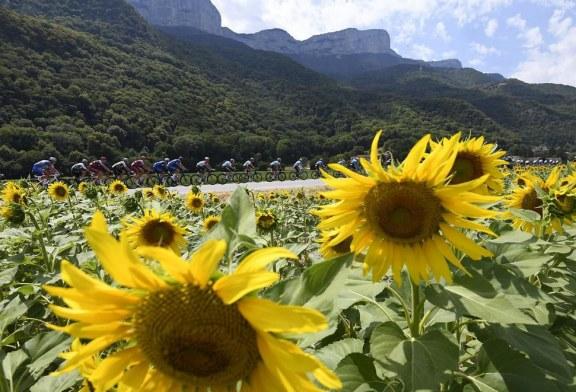 مسابقات دوچرخه سواری تور دوفرانس + تصویر