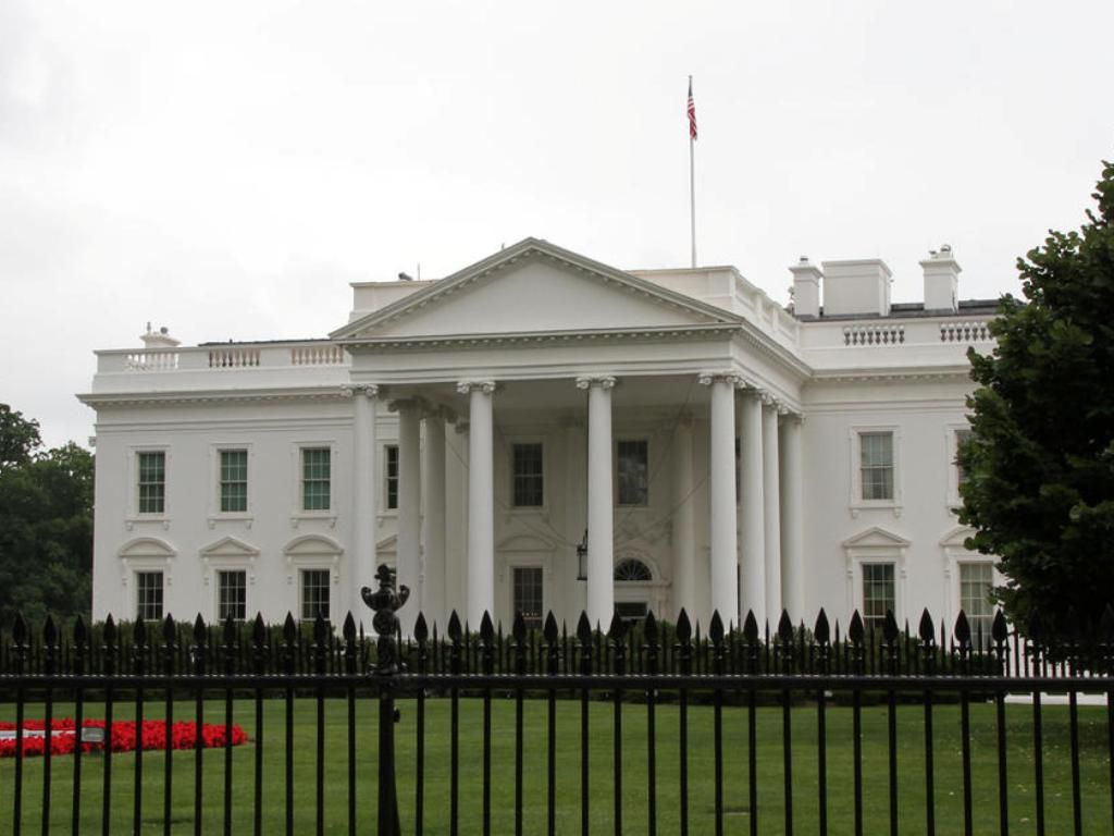نه دوباره کاخ سفید به ترکیه