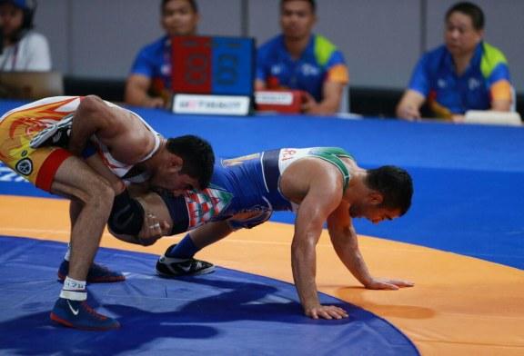 مدال آوران ایران در روز نخست بازی های آسیایی اندونزی