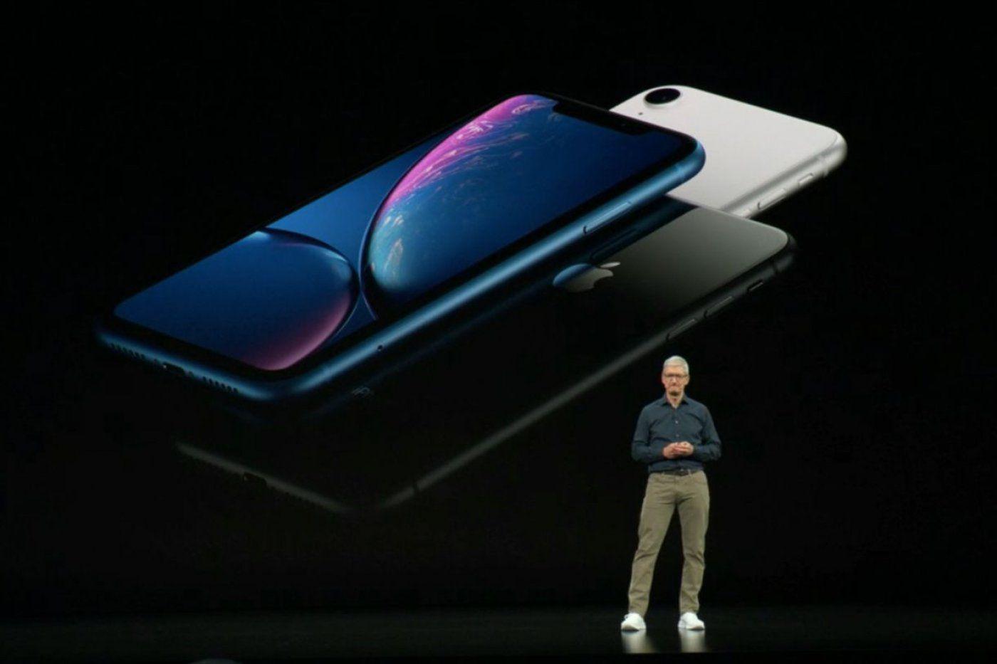 رویداد اخیر اپل در صد و هشت ثانیه + ویدیو