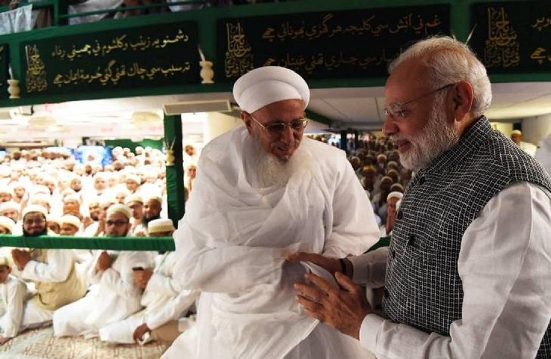حضور نخستوزیر هند در مراسم عزاداری امام حسین(ع)+تصاویر