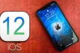 سیستم عامل جدید iOS۱۲ عرضه شد