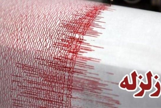 زمین لرزه 5.1 ریشتری در مردهک کرمان