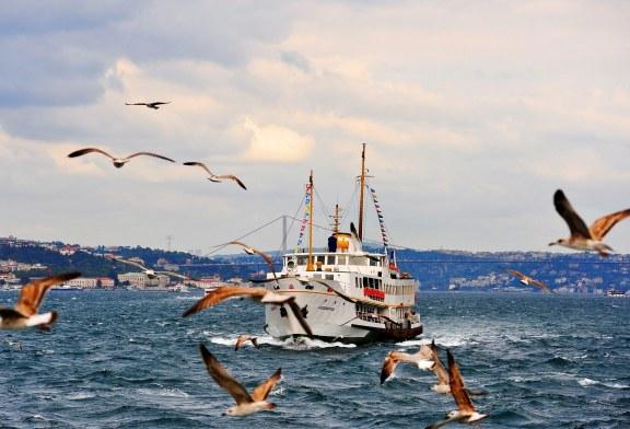 زیبایی های تنگه بسفر ترکیه + ویدیو