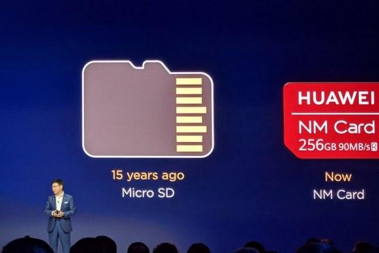 حافظههای اس دی جای خود را به حافظههای نانویی میدهند