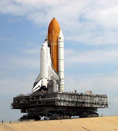ماشین غولپیکر ناسا