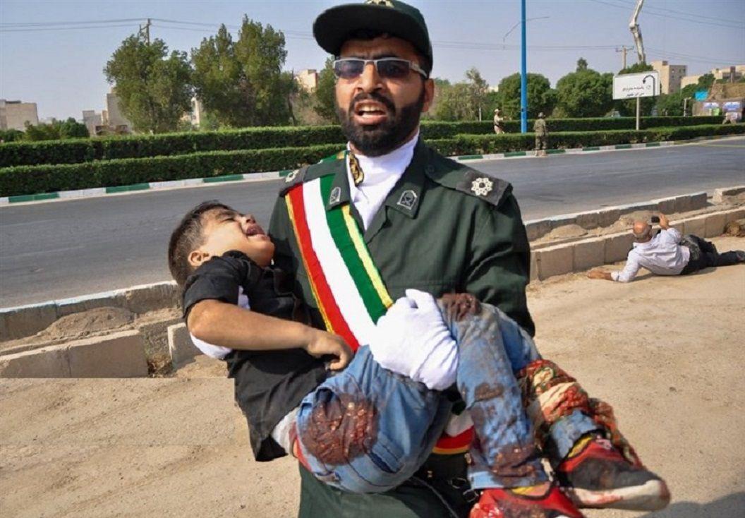 شهید خردسال حادثه تروریستی اهواز سوژه فیلمسازان اصفهانی