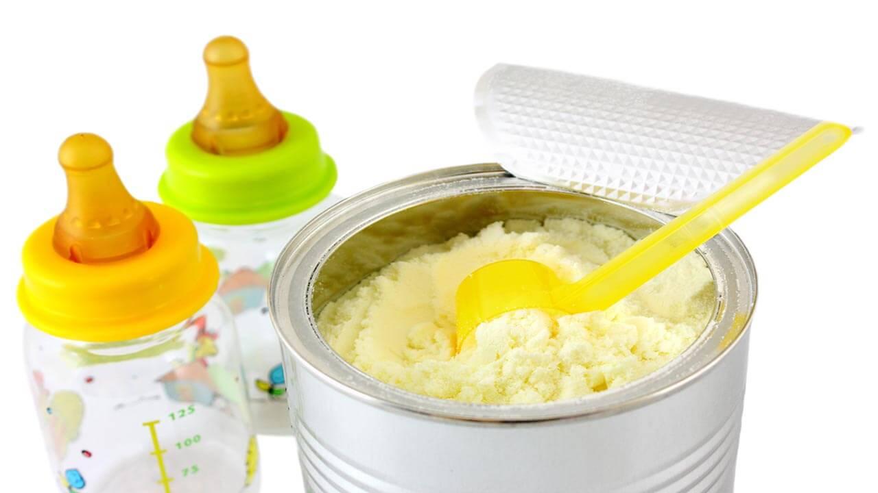 ارائه جزئیات جدید از عرضه شیرخشک