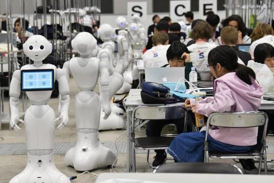 نمایشگاه جهانی روبات ها در توکیو + تصویر