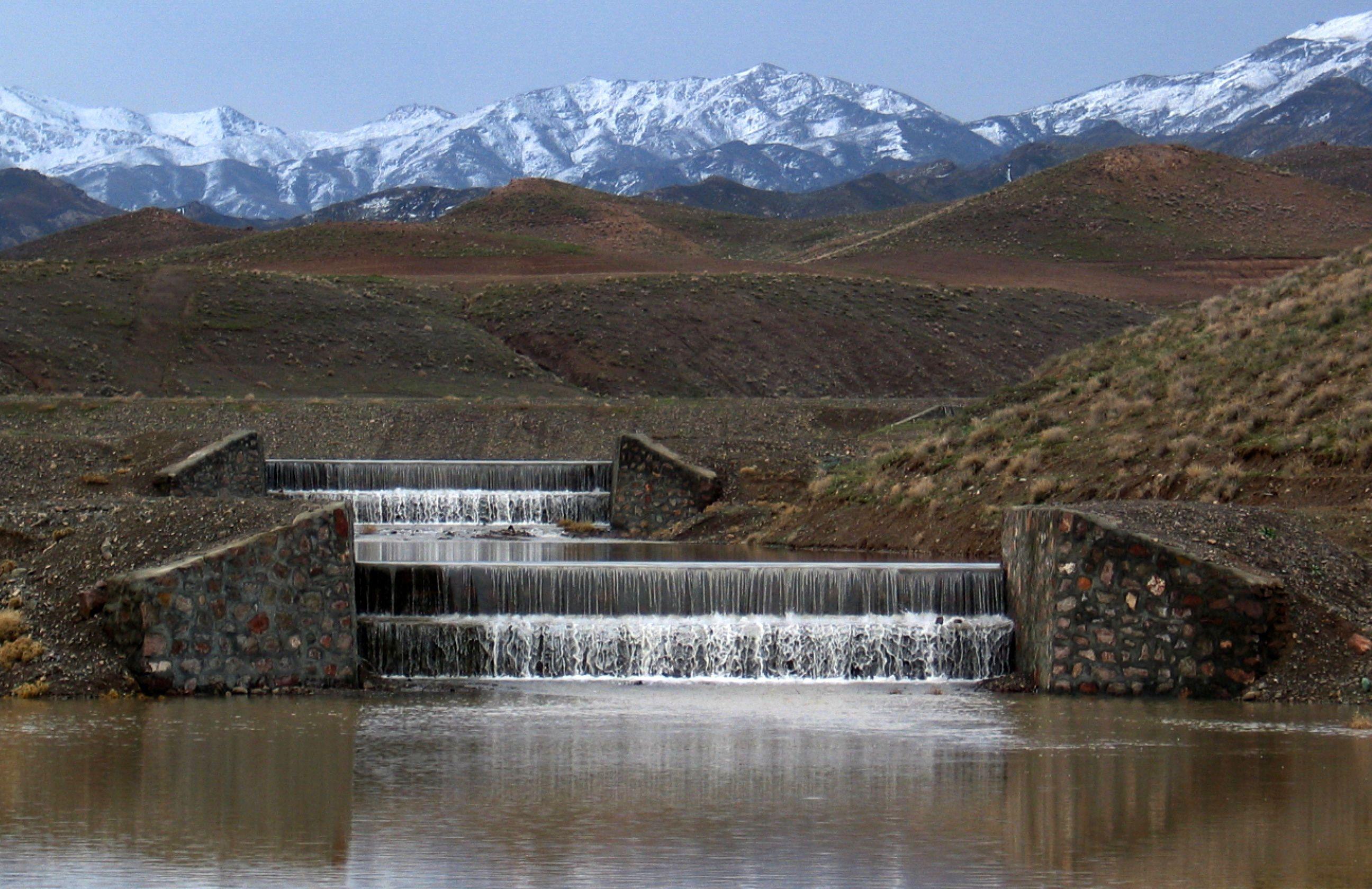 آبخیزداری در ایران + اینفوگرافی