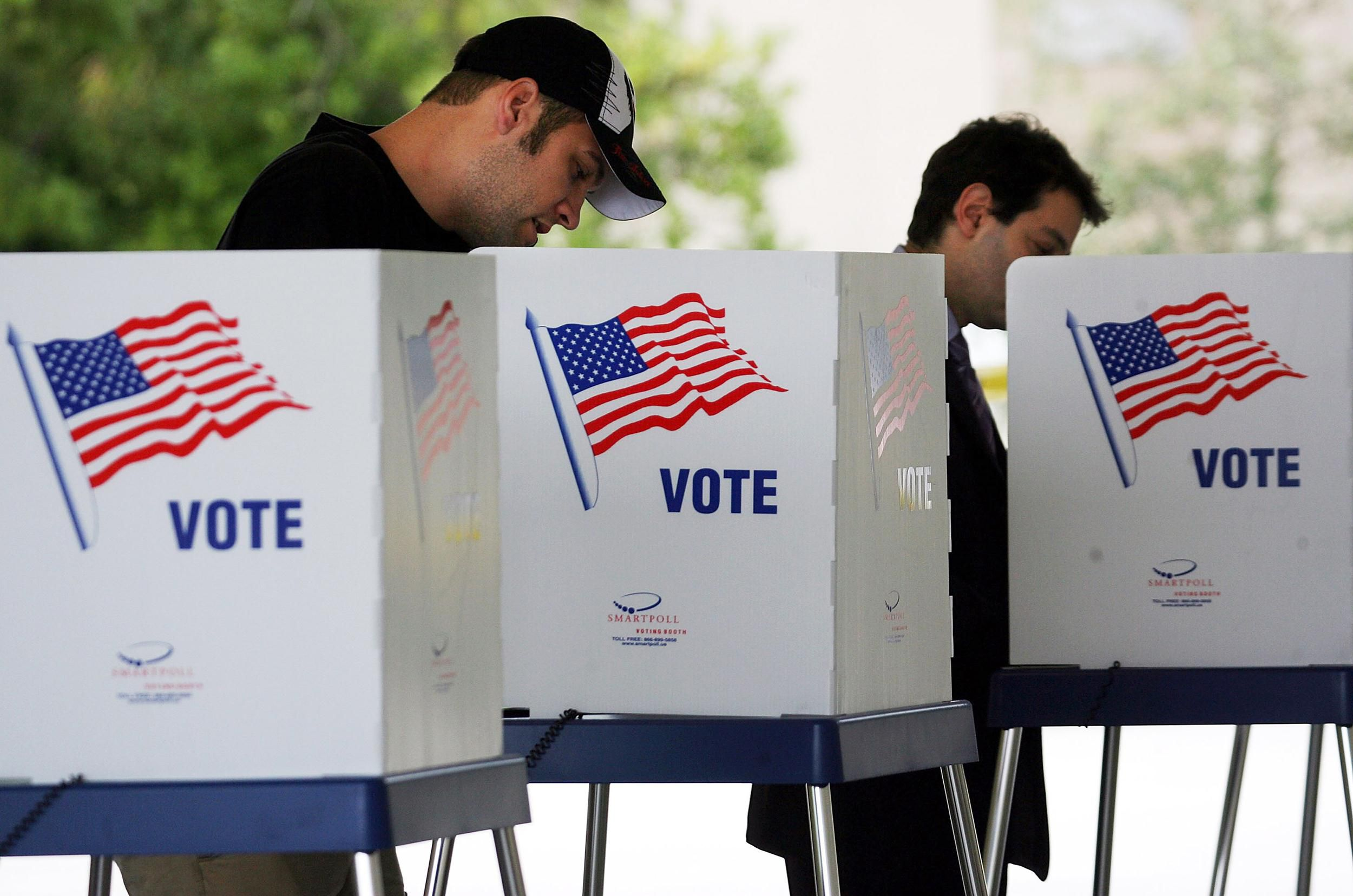 آمریکایی ها انتخابات را چطور می بینند؟