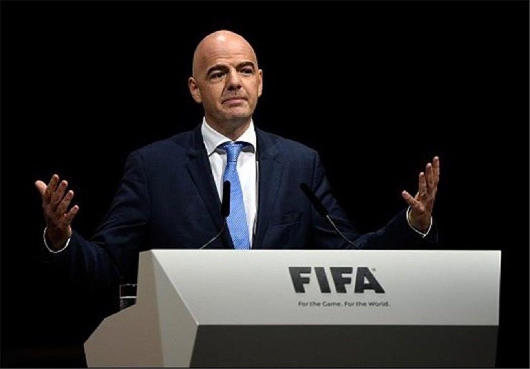 هشدار رئیس فیفا به فوتبالیستها