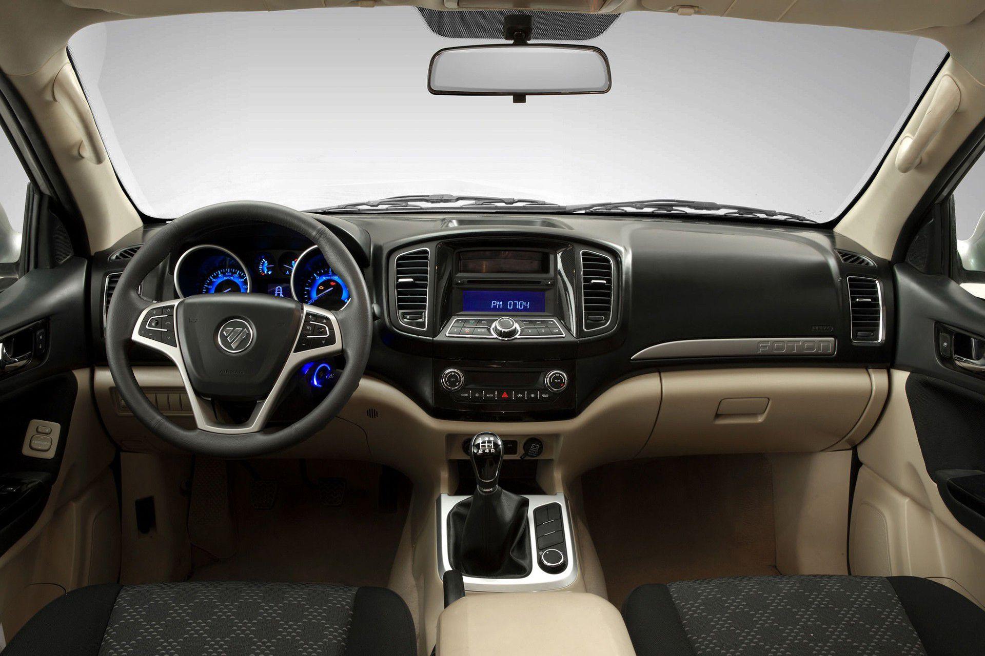فوتون ساوانای قدرتمند گران ترین خودروی چینی بازار + ویدیو