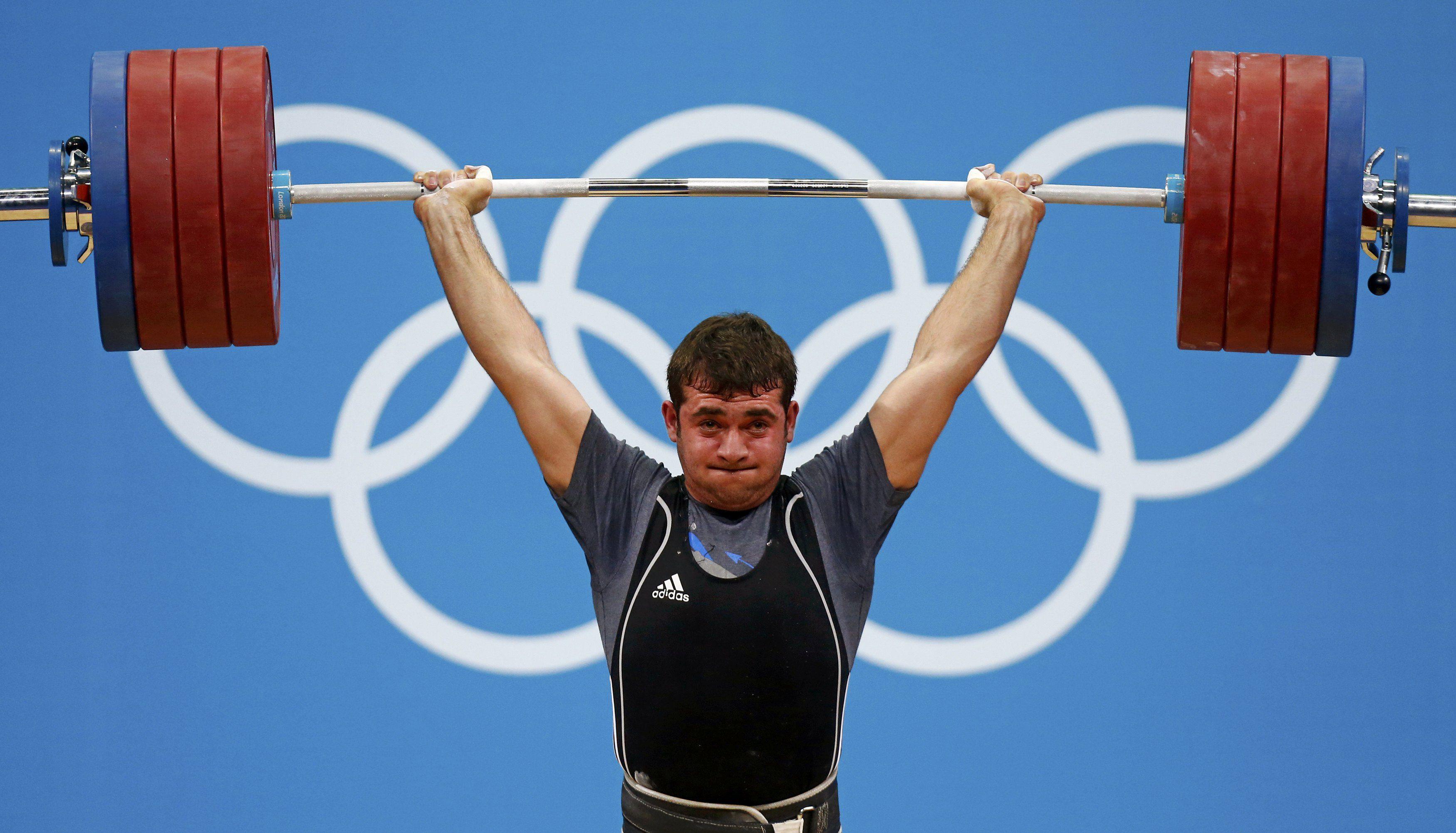 مدال طلای المپیک به سعید محمدپور رسید