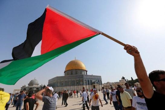 غزه غرق شادی شد