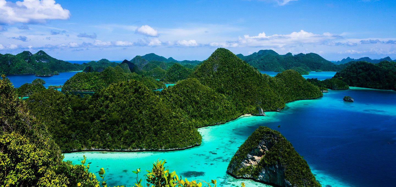 جزیره ی زیبای فلورس در اندونزی + ویدیو