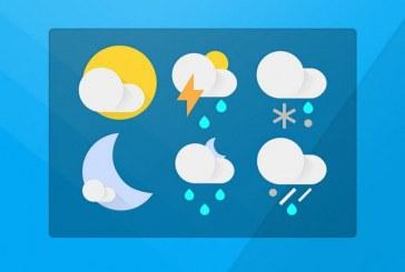تحلیل آخرین نقشه های پیش یابی هواشناسی