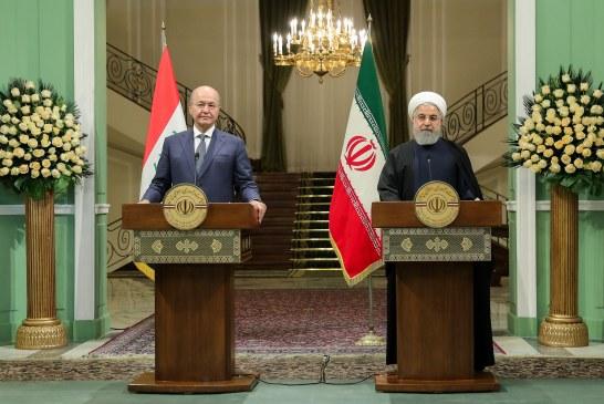 امنیت و توسعه عراق را امنیت و توسعه ایران می دانیم