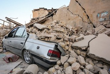 این آیه قرآنی خطر زلزله را برطرف میکند