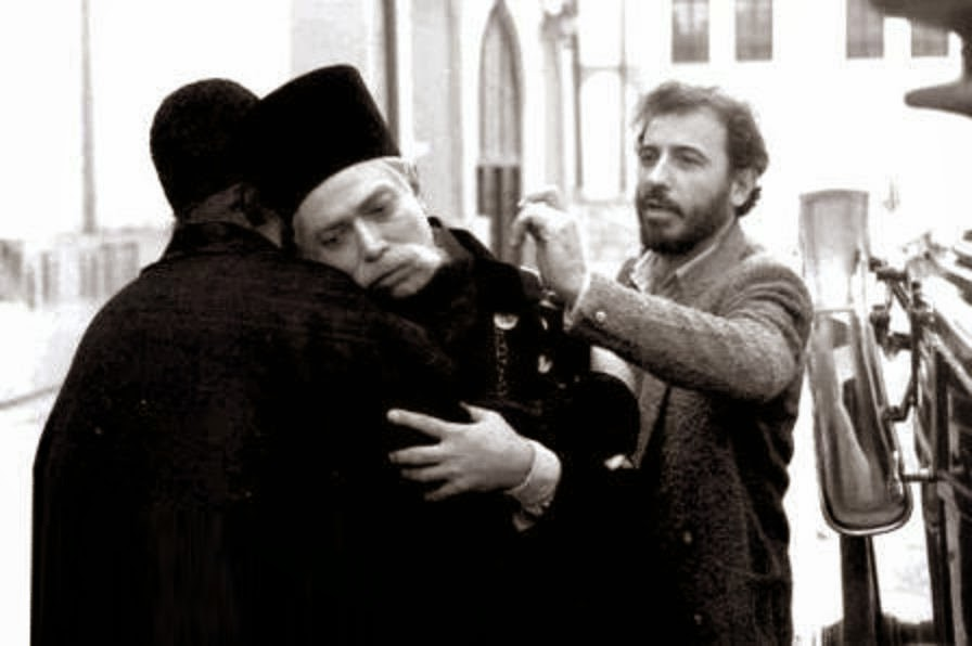خداحافظی با علی حاتمی سعدی سینمای ایران