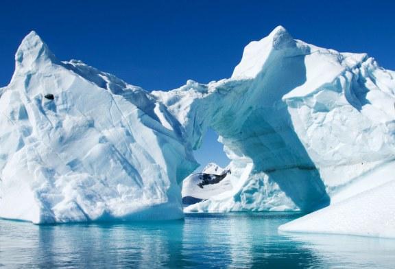 ذوب شدن یخ های قطبی را مشاهده کنید + ویدیو